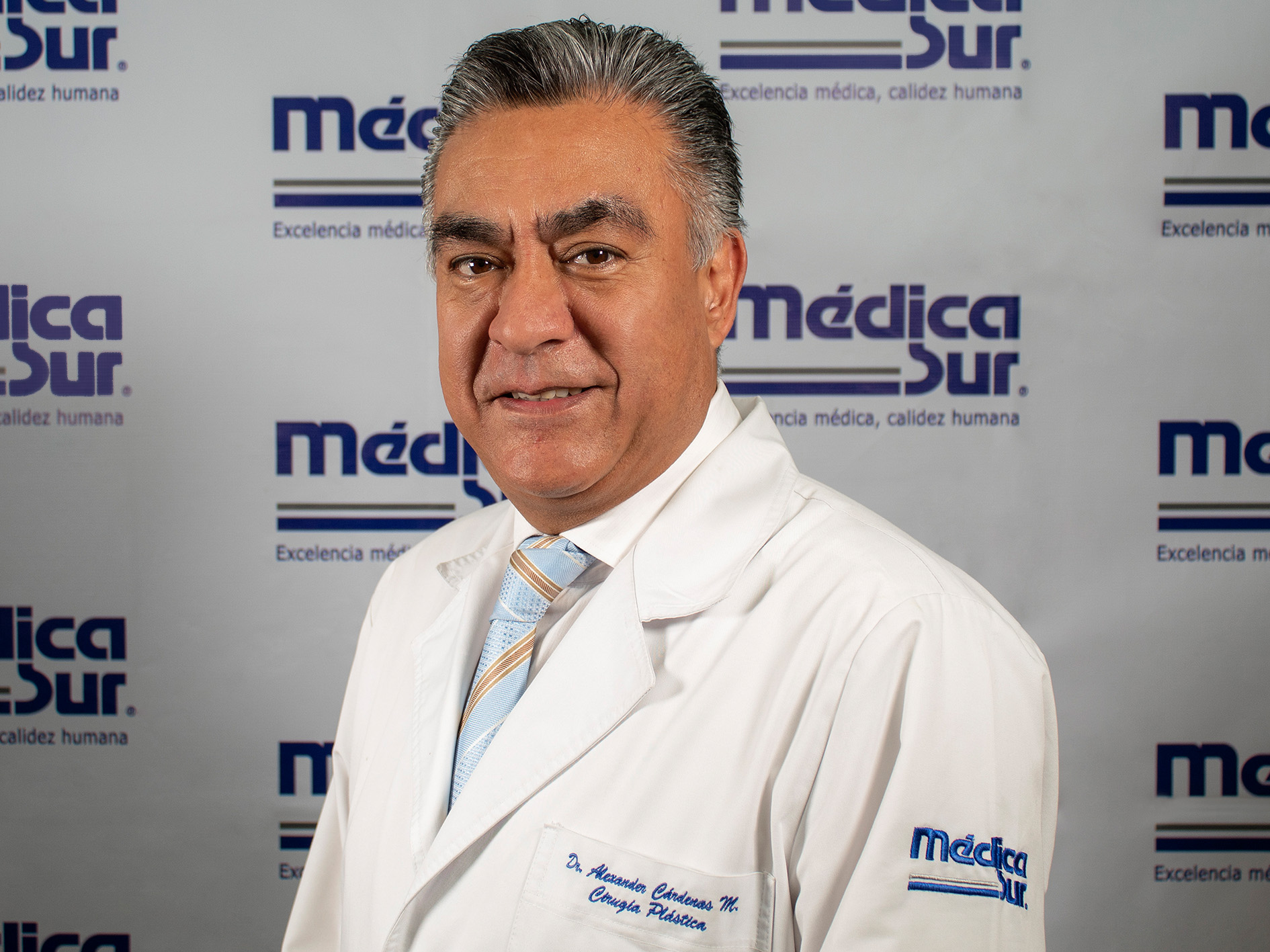 DR. Alexander Cárdenas Mejía