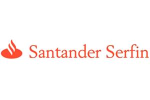 LogoSantander / Serfin