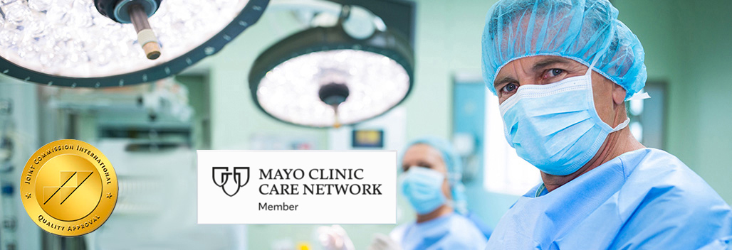 Joint Commission Internationa y Mayo Clinic Care Network