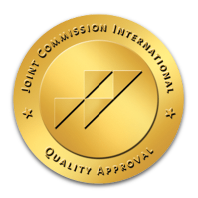 Logotipo de la Joint Commission International